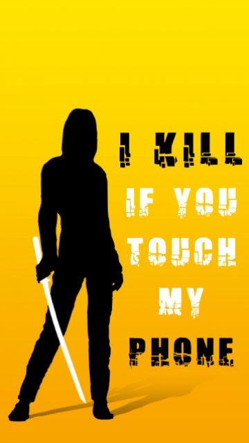 Обращение ко всем, кто любит хватать руками чужие телефоны